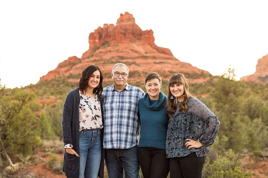 Saaty Photography - Kohout Family - Sedona Arizona Family Portrait Photographers -48