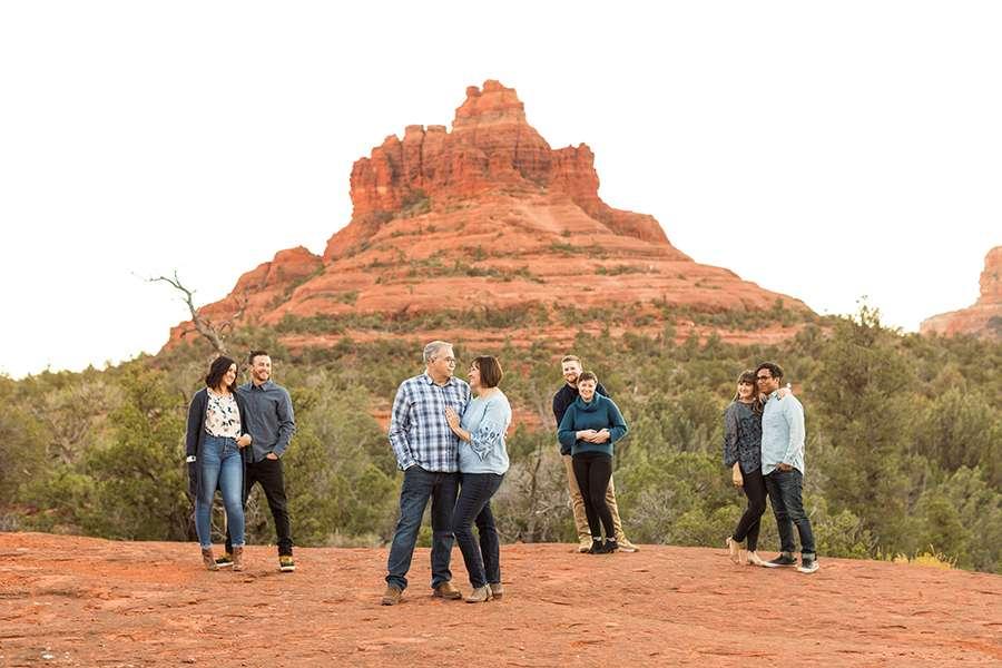 Saaty Photography - Kohout Family - Sedona Arizona Family Portrait Photographers -55