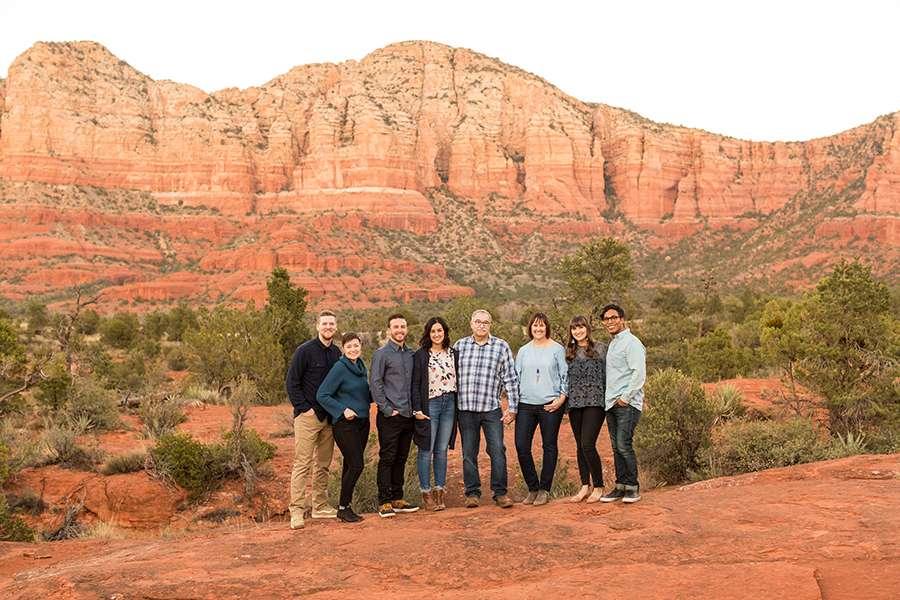 Saaty Photography - Kohout Family - Sedona Arizona Family Portrait Photographers -69