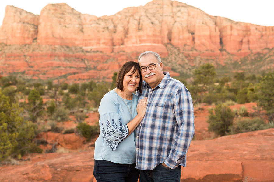 Saaty Photography - Kohout Family - Sedona Arizona Family Portrait Photographers -73