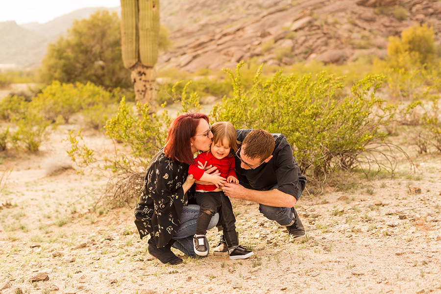 Saaty Photography - Mertens Family - Arizona Family Portrait Photography -1