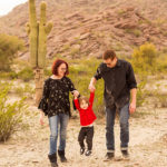 Arizona Family Portrait Photographer: Mertens Family