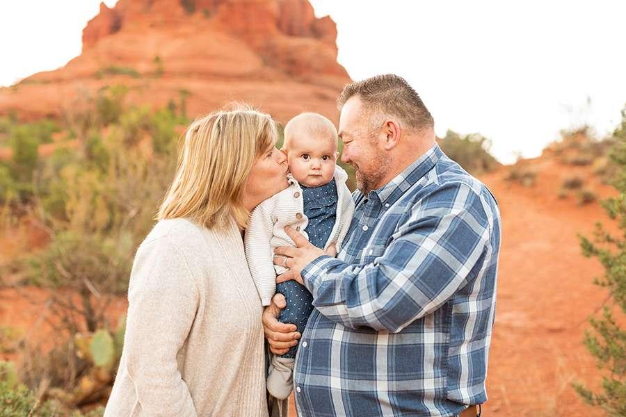 Saaty Photography - Moss Family - Sedona Arizona Family Portrait Photographers -13