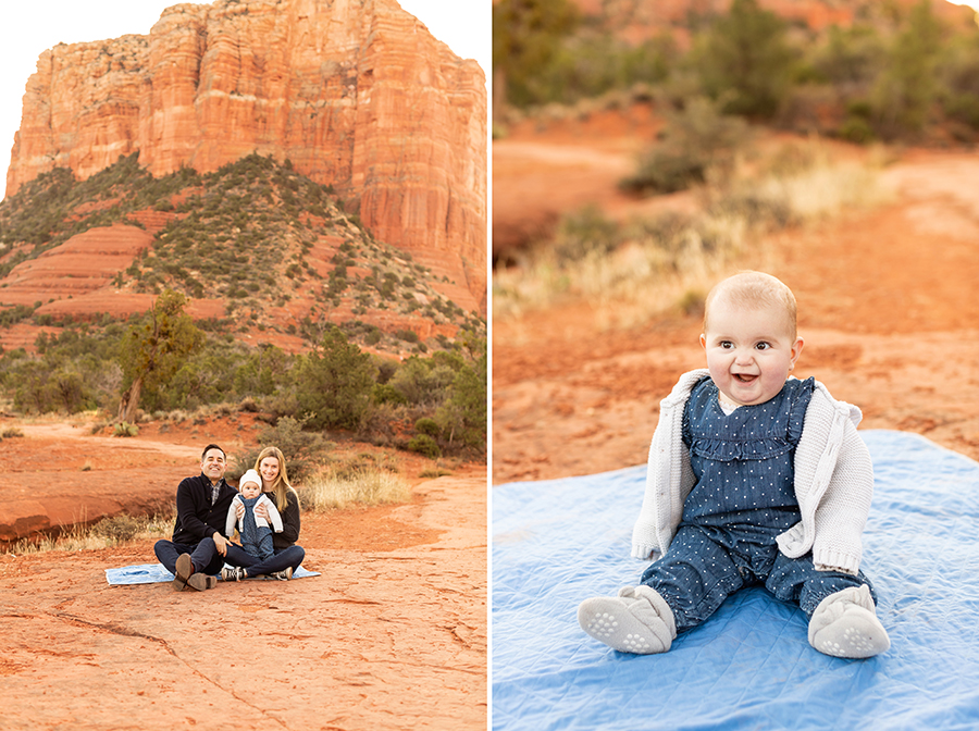 Saaty Photography - Moss Family - Sedona Arizona Family Portrait Photographers -45