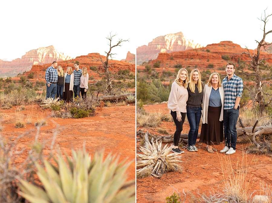 Saaty Photography - Moss Family - Sedona Arizona Family Portrait Photographers -64