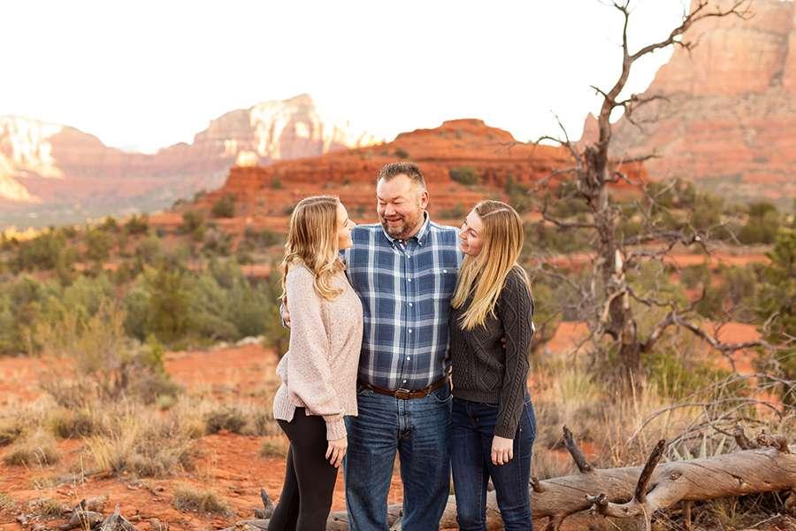 Saaty Photography - Moss Family - Sedona Arizona Family Portrait Photographers -68