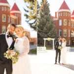 Kate and Matt: Northern Arizona University Wedding Photographer