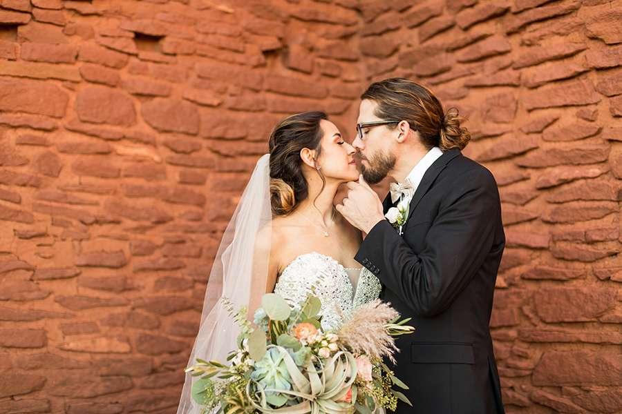 Wupatki National Monument Wedding Photography: Leah and David John