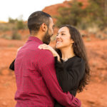 Anniversary and Engagement Photography Sedona Arizona: The Shaziers