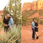 The Shaziers: Anniversary and Engagement Photographer Sedona Arizona