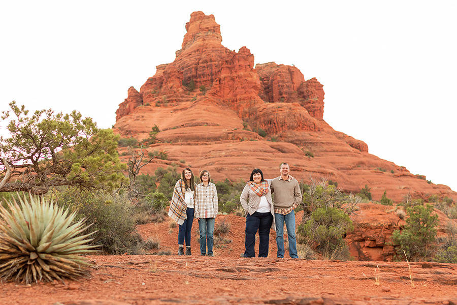 Saaty Photography - Thomas Family - Sedona Arizona Family Portrait Photography -12