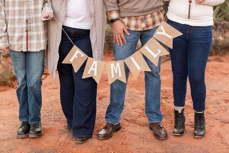 Saaty Photography - Thomas Family - Sedona Arizona Family Portrait Photography -21