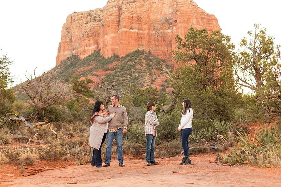 Saaty Photography - Thomas Family - Sedona Arizona Family Portrait Photography -24