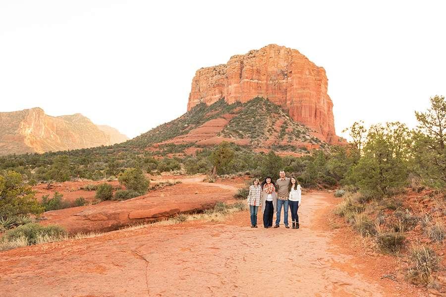 Saaty Photography - Thomas Family - Sedona Arizona Family Portrait Photography -32