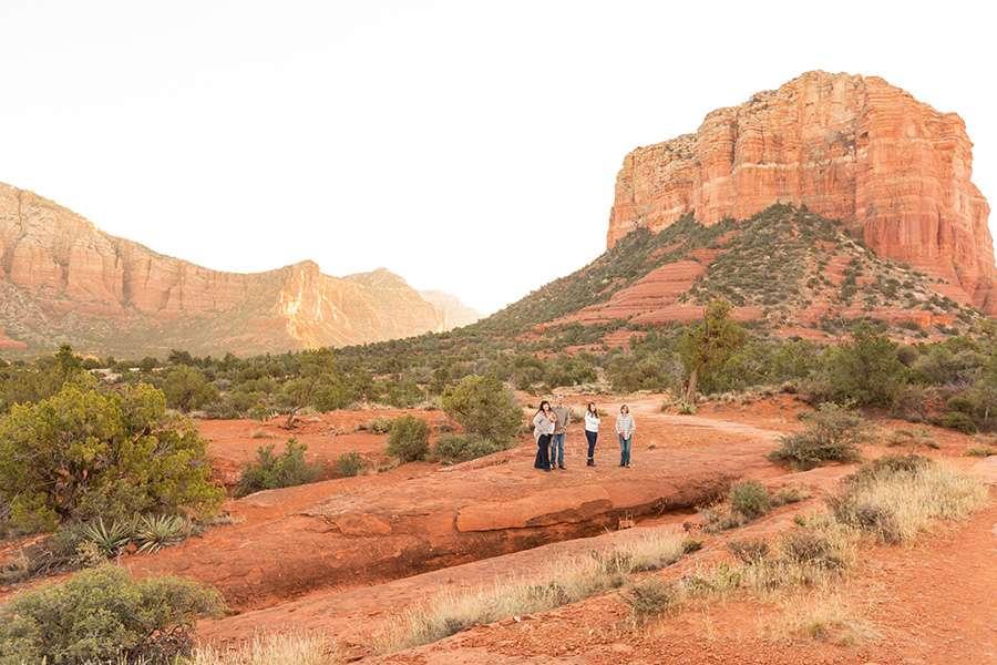 Saaty Photography - Thomas Family - Sedona Arizona Family Portrait Photography -39