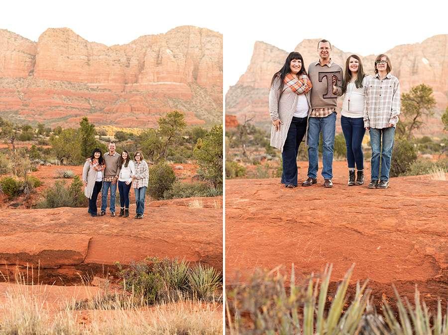 Saaty Photography - Thomas Family - Sedona Arizona Family Portrait Photography -41