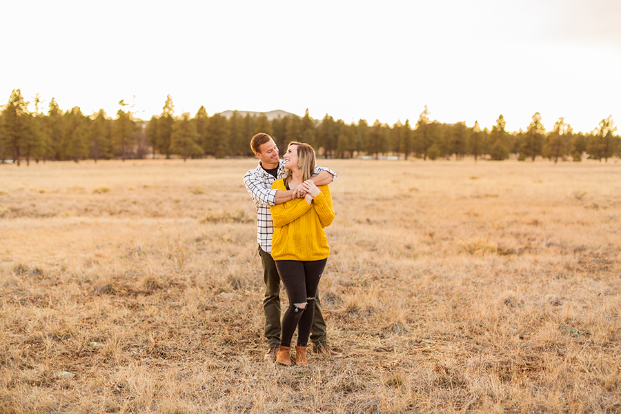 Saaty Photography - Ali and Jesse - Flagstaff Maternity and Portrait Photographers -14