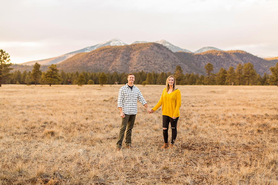 Saaty Photography - Ali and Jesse - Flagstaff Maternity and Portrait Photographers -20