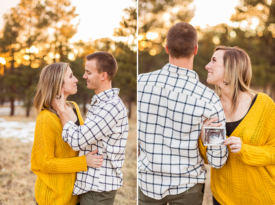 Flagstaff Maternity and Portrait Photography: Ali and Jesse