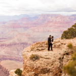 Grand Canyon Proposal and Portrait Photography: Alim and Nafisha