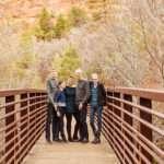Aronow Family: Sedona Arizona Portrait Photography