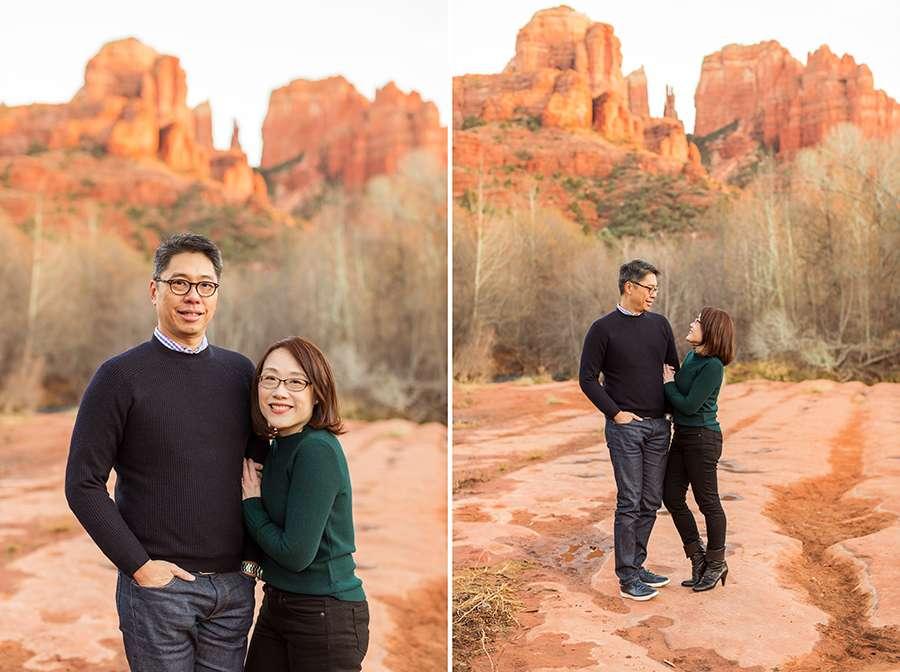 Saaty Photography - Chua Family - Sedona and Cottonwood Family Photographer -50
