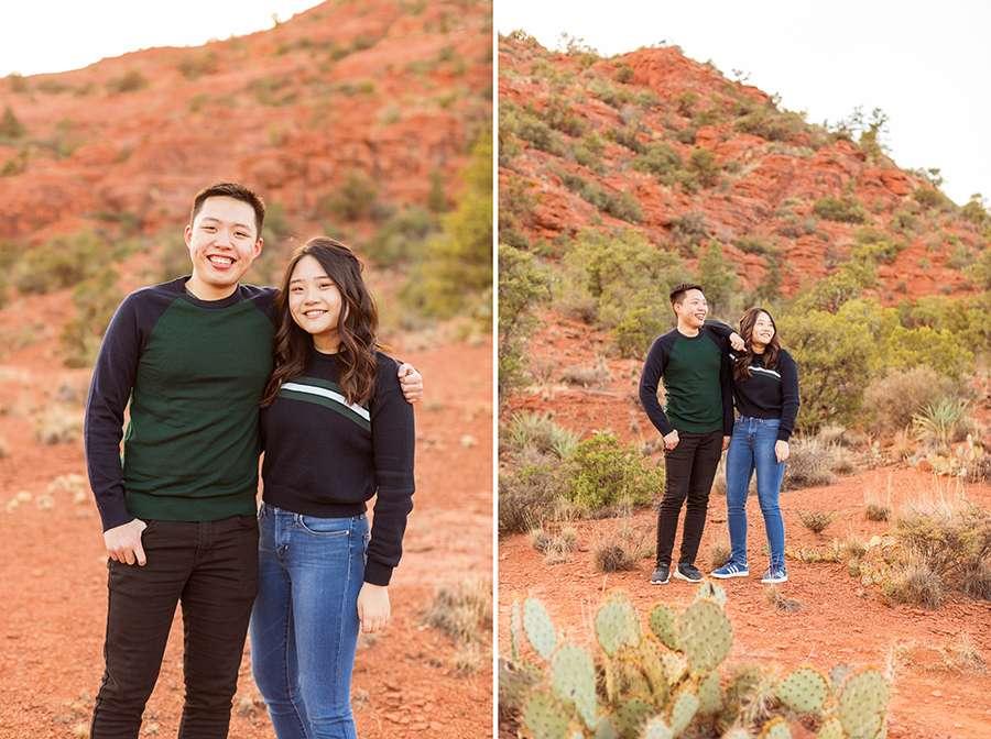 Saaty Photography - Chua Family - Sedona and Cottonwood Family Photographer -8