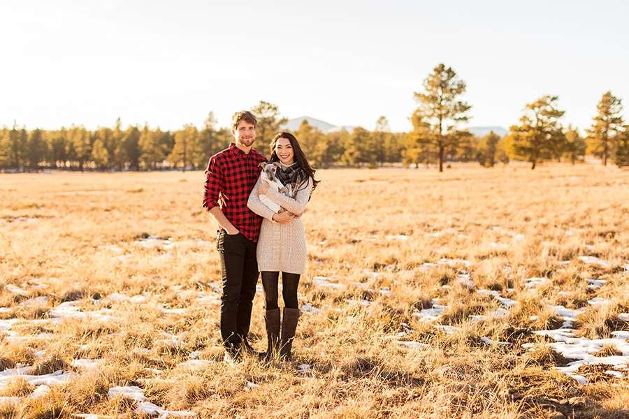Saaty Photography - Rachel and Tim - Portrait Photographers Flagstaff Arizona -10