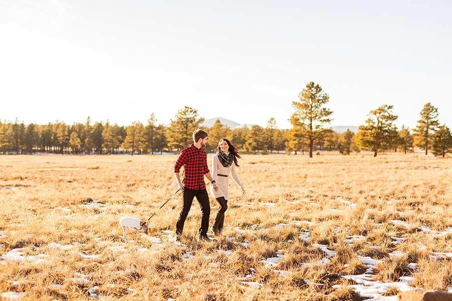 Saaty Photography - Rachel and Tim - Portrait Photographers Flagstaff Arizona -14