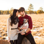 Portrait Photographer Flagstaff Arizona – Rachel and Tim
