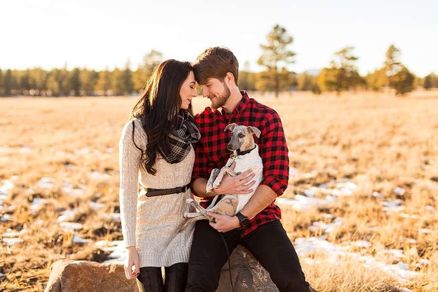 Saaty Photography - Rachel and Tim - Portrait Photographers Flagstaff Arizona -4
