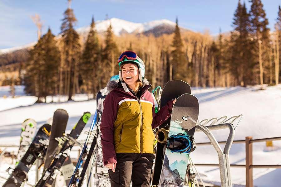 Saaty Photography - Arizona Snowbowl - Flagstaff Arizona Marketing Photographer -22
