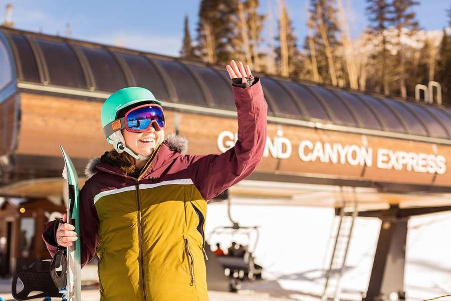 Flagstaff Arizona Marketing Photography: Arizona Snowbowl