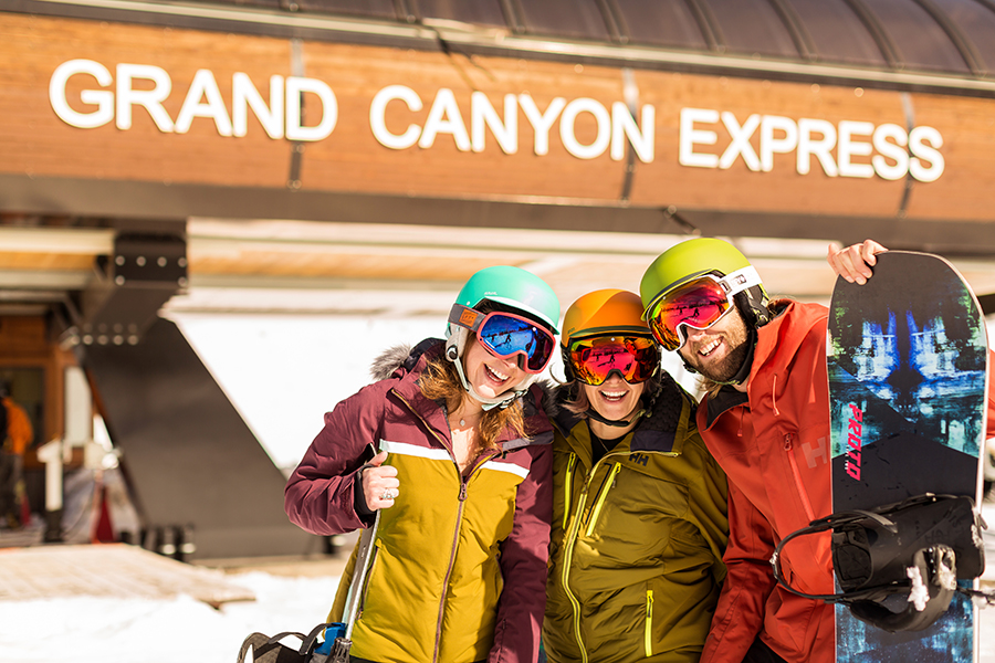 Arizona Snowbowl: Flagstaff Arizona Marketing Photographer