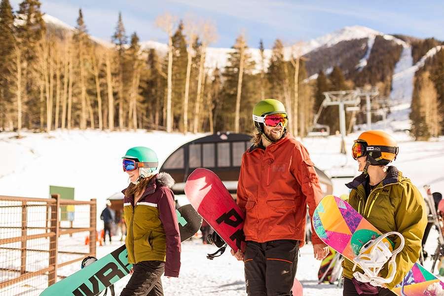 Saaty Photography - Arizona Snowbowl - Flagstaff Arizona Marketing Photographer -29