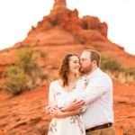 Sedona Arizona Engagement Photography: Brittany and Frank