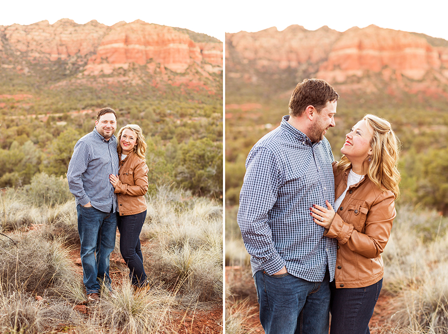 Saaty Photography - McCann Family - Portrait Photography Red Rock Country -1