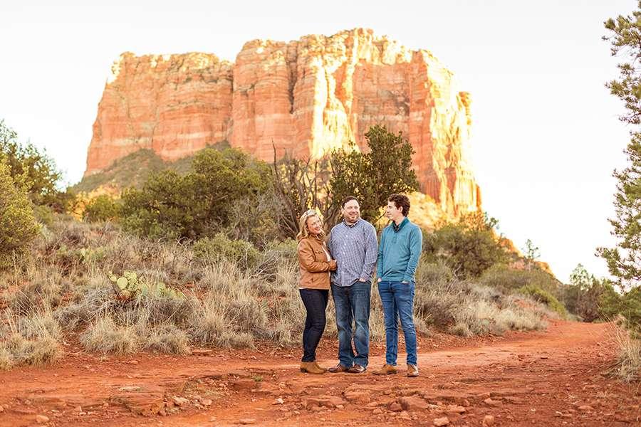 Saaty Photography - McCann Family - Family and Anniversary Photographer Sedona Arizona -23