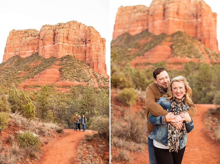 Saaty Photography - McCann Family - Family and Anniversary Photographer Sedona Arizona -62