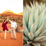 Sedona Arizona Engagement Photography: Stephanie and Mike