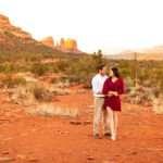 Stephanie and Mike: Sedona Arizona Engagement Photographer