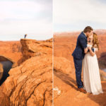 Ana and Mike: Horseshoe Bend Engagement and Elopement Photography