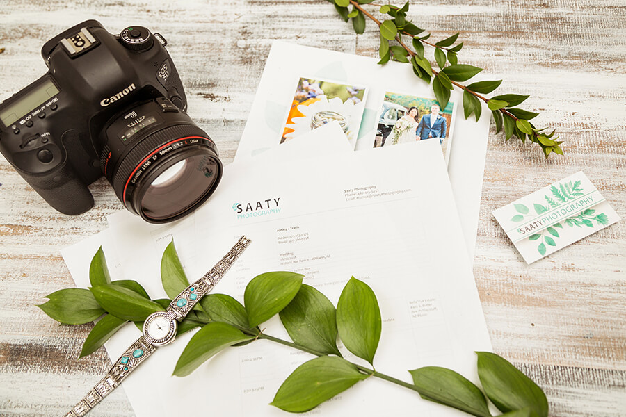 The First Thing to Think About When Wedding Planning: Saaty Photography