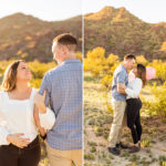 Maternity and Family Photography Northern Arizona: Caitlin and Sam