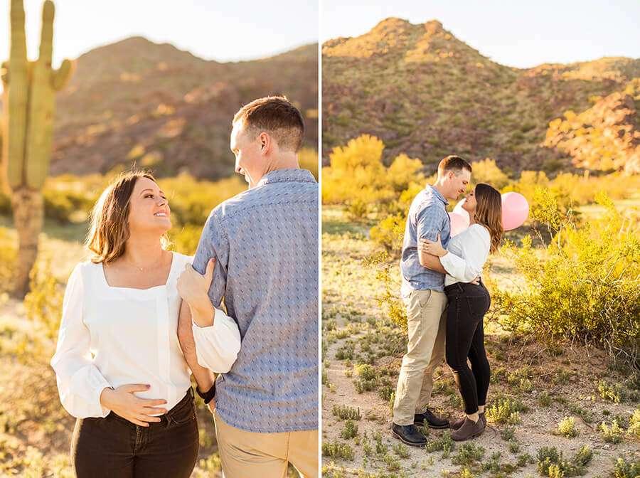 Saaty Photography - Caitlin and Sam - Maternity and Family Photographer Northern Arizona -15