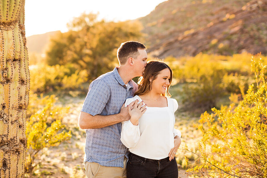 Saaty Photography - Caitlin and Sam - Maternity and Family Photographer Northern Arizona -28