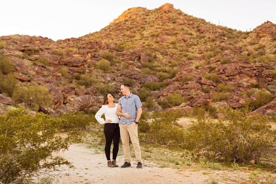 Saaty Photography - Caitlin and Sam - Maternity and Family Photographer Northern Arizona -45