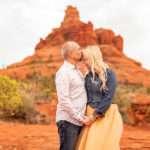 Lisa and Brent: Sedona Arizona Engagement Photographer