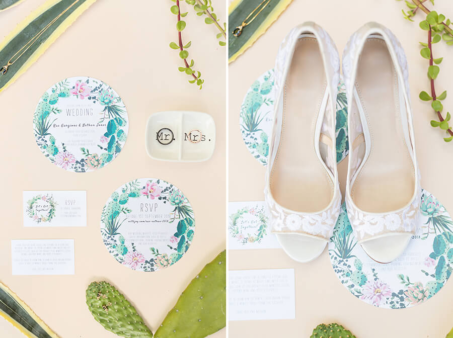 Importance of Wedding Details + Getting Ready in Your Timeline