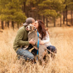Flagstaff Engagement and Wedding Photography: Tiffany and Caleb